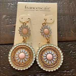 Francesca's earring